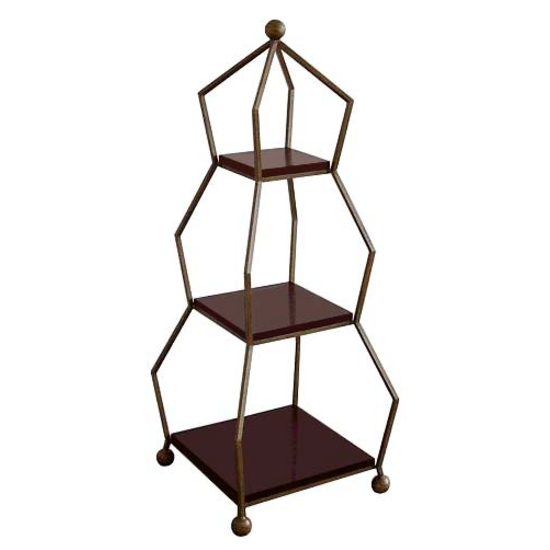 Metal Baker Racks with Shelf Storage