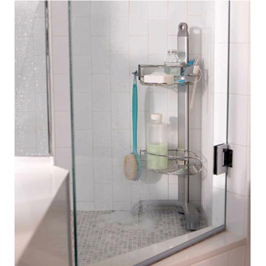 Corner Floor Shower Caddy Http Wwwkitchensourcecom Bau Sh Bt