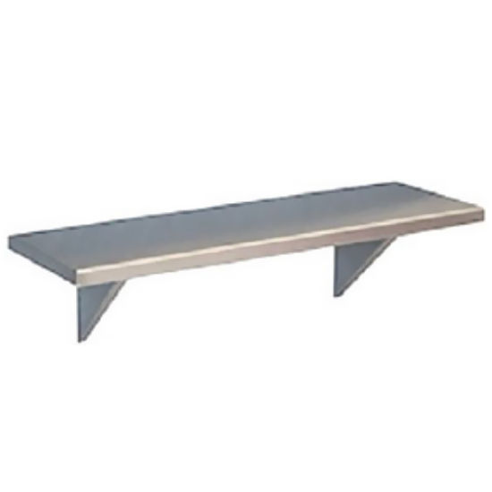 Stainless Craft Stainless Steel Wall Bracket Shelves