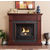 Holly & Martin™ Tavola Gel Fireplace, Cherry