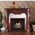 Holly & Martin™ Burbank Gel Fireplace, Cherry