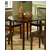 Steve Silver Branson Double Drop Leaf Table, Espresso Finish
