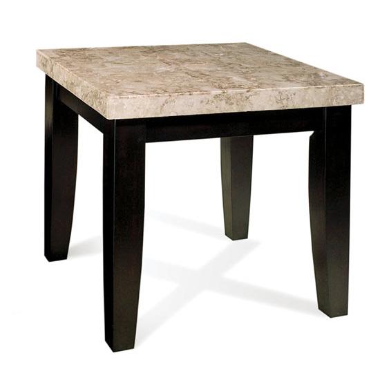 Furniture Living Room Furniture End Table Marble End
