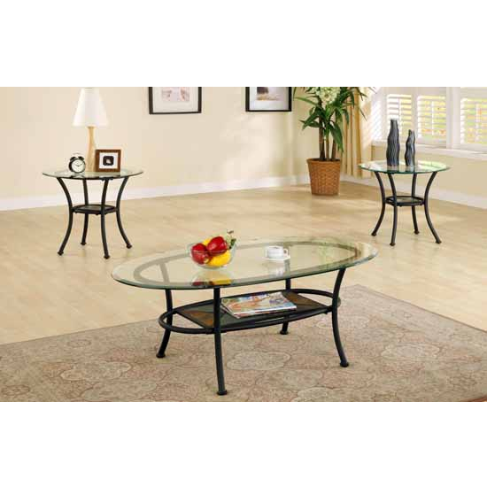 Silver carolyn living room set with 2 end tables cocktail table
