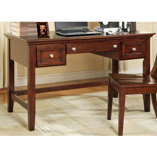 Steve Silver Oslo Writing Desk Cherry Finish Writing