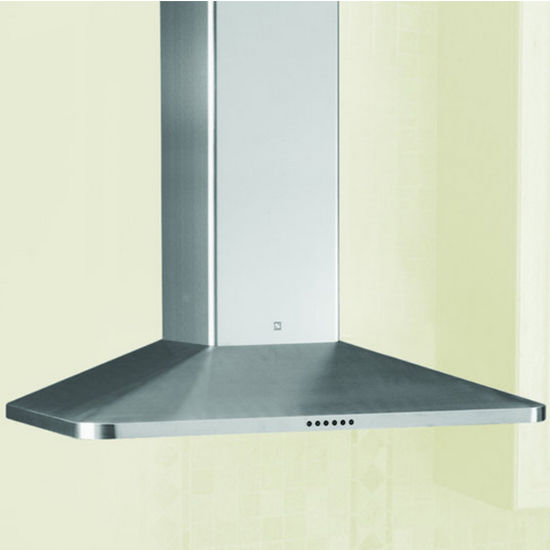 Sirius SU-22 Traditional Stainless Steel Wall Chimney Series Range Hood, 600 CFM