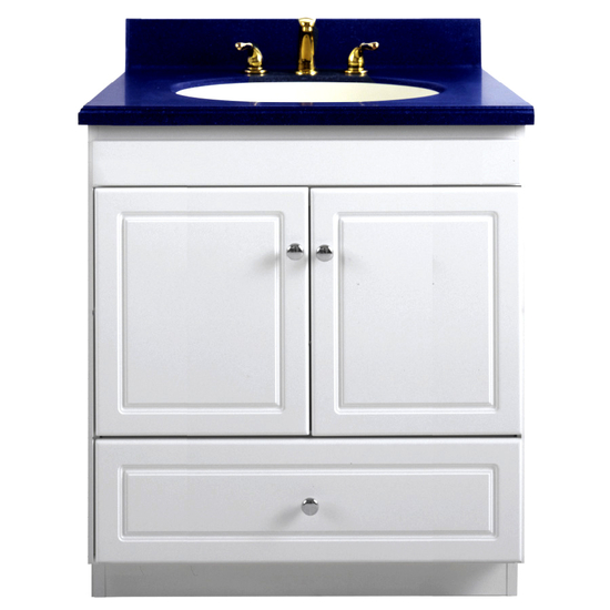 Remarkable Bath Vanities - Ultraline 30-Inch Standard Bathroom Vanity By Strasser  550 x 550 · 149 kB · jpeg