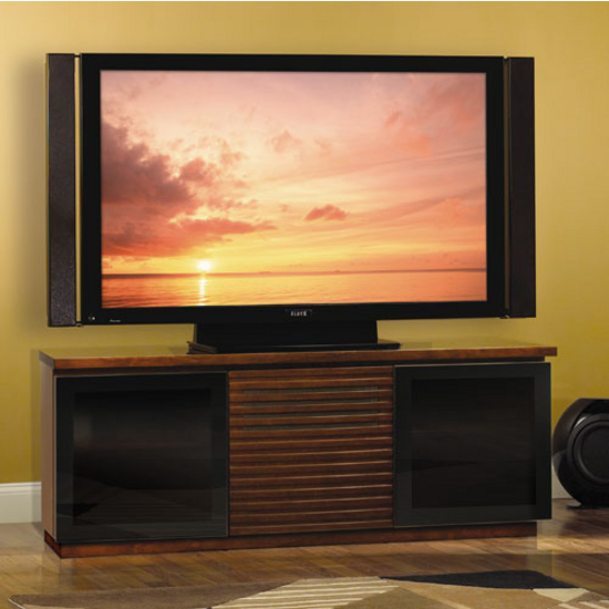 Tech-Craft Contemporary Espresso Finish Wood Audio/Video Cabinet