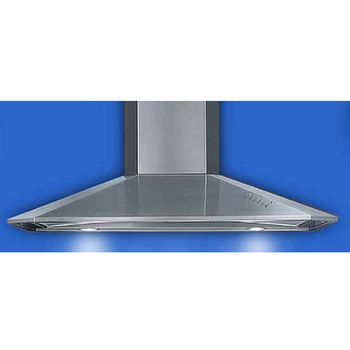 Cuisina Collection by Tecnowind Penta 36'' Stainless Steel Hood with 625 cfm