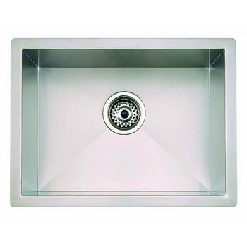 Teka Sinks Linea Series Stainless Steel Single Bowl Undermount Sink