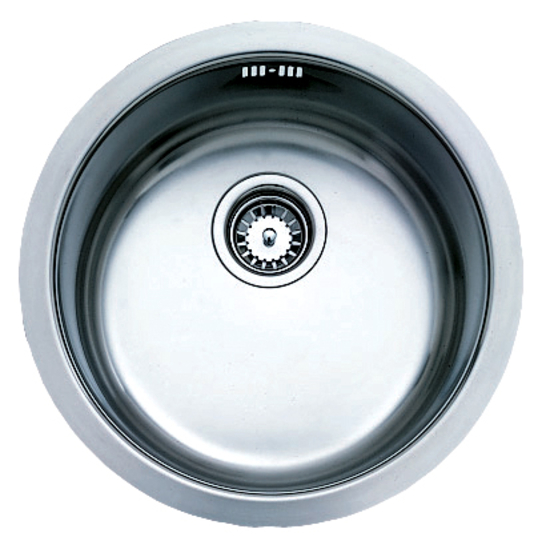 Teka Sink : Teka Sinks Undermount Series Stainless Steel Single Bowl Sink, 16-1/8 ...