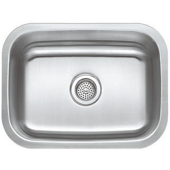 single bowl sinks kitchen sinks kitchen home depot canada