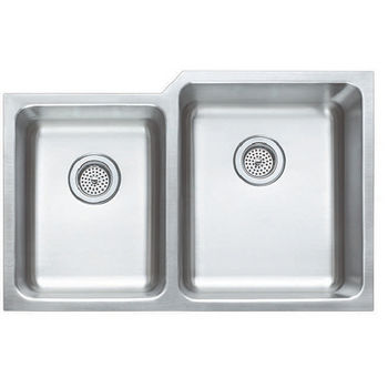 Double Bowl Square Sink