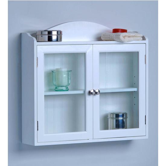 Taymor Decorative Wall Cabinet, 22-1/4 W x 5 D x 20-3/4 H