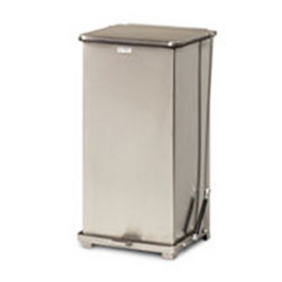24 Gallon Defender Steel Step Cans By United Receptacle