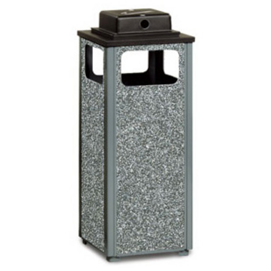 Aspen 2000 Series Weather Urn Litter Receptacle | UN-R12WU-2000-PL