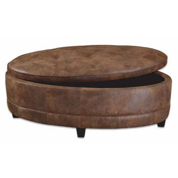 Uttermost Gideon Storage Bench