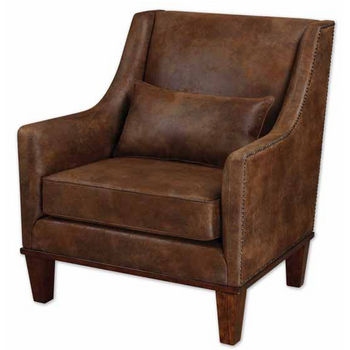 Uttermost Clay Armchair