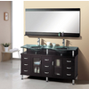 Vincente Double Bath Vanity Set