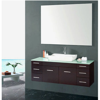 Virtu Biagio Single Bath Vanity Set