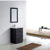 Bruno Single Bath Vanity Set
