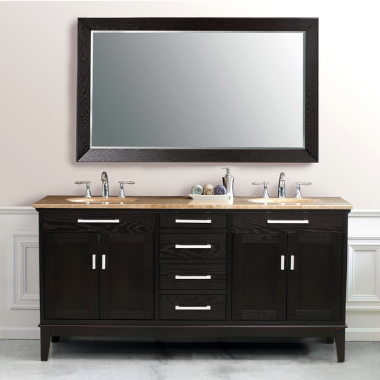 Virtu Battista Double Bath Vanity Set