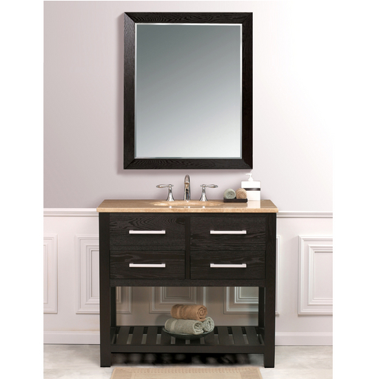 Virtu Fabrizio Single Bath Vanity Set