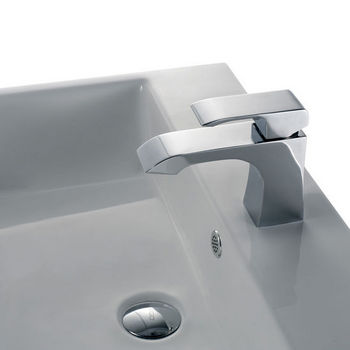 Vigo Attis Single Lever Faucet, Chrome Finish