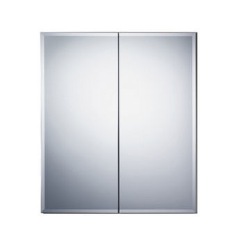 "Wave 30-1/2""W x 29-1/16""H Double Door Cabinet"