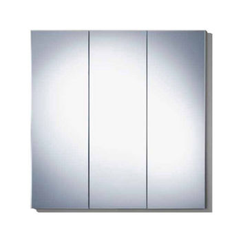 "Wave 29-7/8"" W Triple Door Medicine Cabinets"
