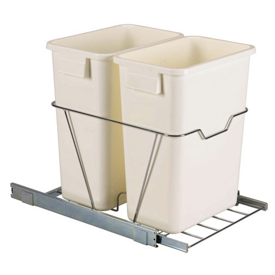 Household Essentials - Sliding Trash Can