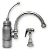 Model # wh3-3170, single hole new horizon faucet