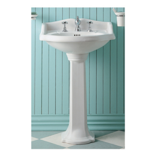 China Bathroom Pedestal Sink