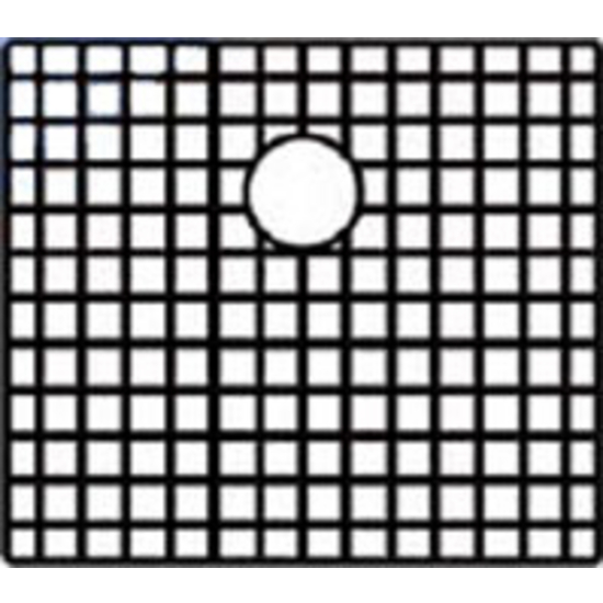 "Noah Collection - Matching Sink Grid, 17"" W x 18"" D, 1 Grid"