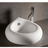 Teardrop Bath Sink