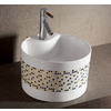 Decorative Round Bath Sink