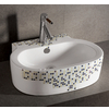 Decorative Oval Bath Sink