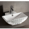 Decorative Rectangular Bath Sink