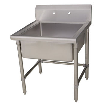Small Wall Mount Utility Sink http://www.kitchensource.com/kitchen-sinks/wh-whls2020.htm