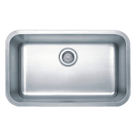 Wells Sinkware Wentworth Craftsman Series Single Bowl Undermount Sink