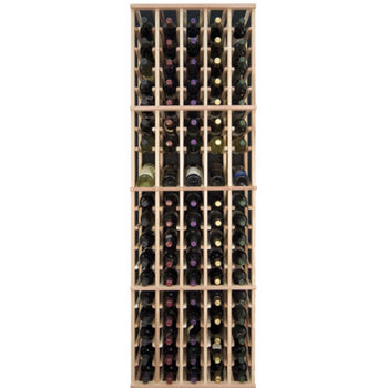 Wine Rack with Display