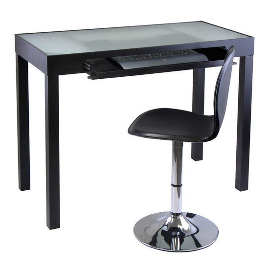 Wood Computer Desk Products On Sale