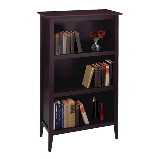 Winsome Wood Bookcase Shelf WS-92348