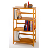 Solid Wood Shelves and Bookcases by Winsome