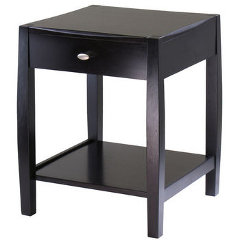 Winsome Wood Cleo Accent Table