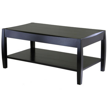 Winsome Wood Cleo Coffee Table