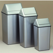 Witt: trash cans, waste bins, garbage disposal and recycling. A variety of styles of Commercial and Residential.