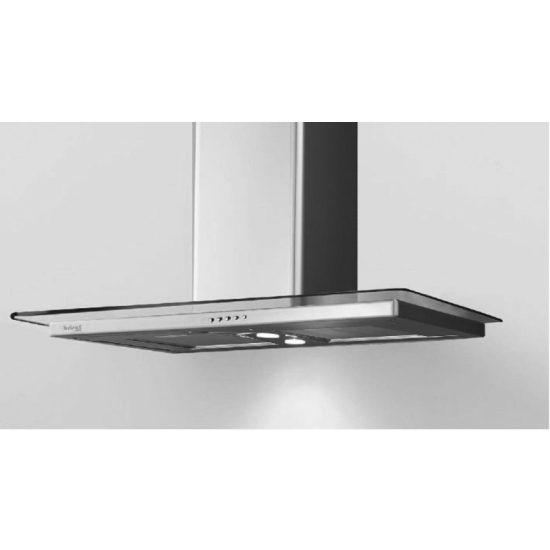 "Frigidaire FHWC3060LS Stainless Steel 30"" Glass Canopy Wall"