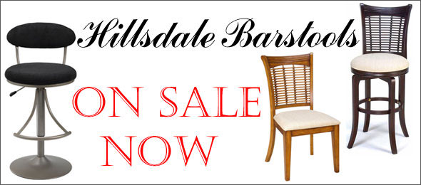 Hillsdale Bar Stools On Sale!