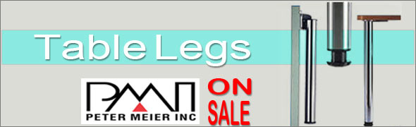 Peter Meier Table Legs On Sale